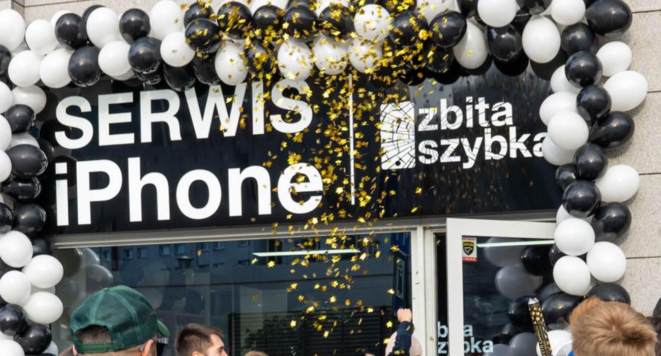 ZbitaSzybka.pl nie zwalnia tempa i otwiera 15 salon w Polsce: Warszawa, Leszno 8 ciekawostki ZbitaSzybka.pl, zbitaszybka, serwis iPhone  ZbitaSzybka.pl to ogólnopolska sieć serwisów sprzętu Apple. Szczycą się, że do tej pory naprawili ponad 100 000 urządzeń takich jak iPhone, MacBook, iPad czy Apple Watch. serwis
