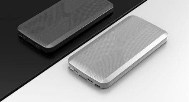 iWALK Scorpion 4000X - powerbank, który naładuje dwa iPhone?y jednocześnie za pomocą dwóch wbudowanych kabli Lightning polecane, nowosci, ciekawostki powerbank, iWALK Scorpion 4000X, iPhone  iWALK Scorpion 4000X, to powerbank, który jako jeden z nielicznych jest w stanie naładować dwa iPhone'y czy iPody jednocześnie za pomocą dwóch wbudowanych kabli z Lightning. skorpion 1 650x350