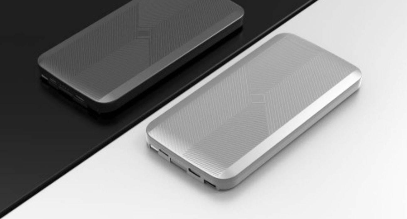 iWALK Scorpion 4000X - powerbank, który naładuje dwa iPhone?y jednocześnie za pomocą dwóch wbudowanych kabli Lightning polecane, nowosci, ciekawostki powerbank, iWALK Scorpion 4000X, iPhone  iWALK Scorpion 4000X, to powerbank, który jako jeden z nielicznych jest w stanie naładować dwa iPhone'y czy iPody jednocześnie za pomocą dwóch wbudowanych kabli z Lightning. skorpion 1