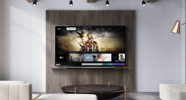 Aplikacja Apple TV dostępna w niektórych smart telewizorach LG z 2019 roku polecane, ciekawostki SmartTV, LG, AppleTV  Firma LG poinformowała o udostępnieniu aplikacji Apple TV z usługą Apple TV+ w swoich niektórych telewizorach z roku 2019. LG 1 650x350