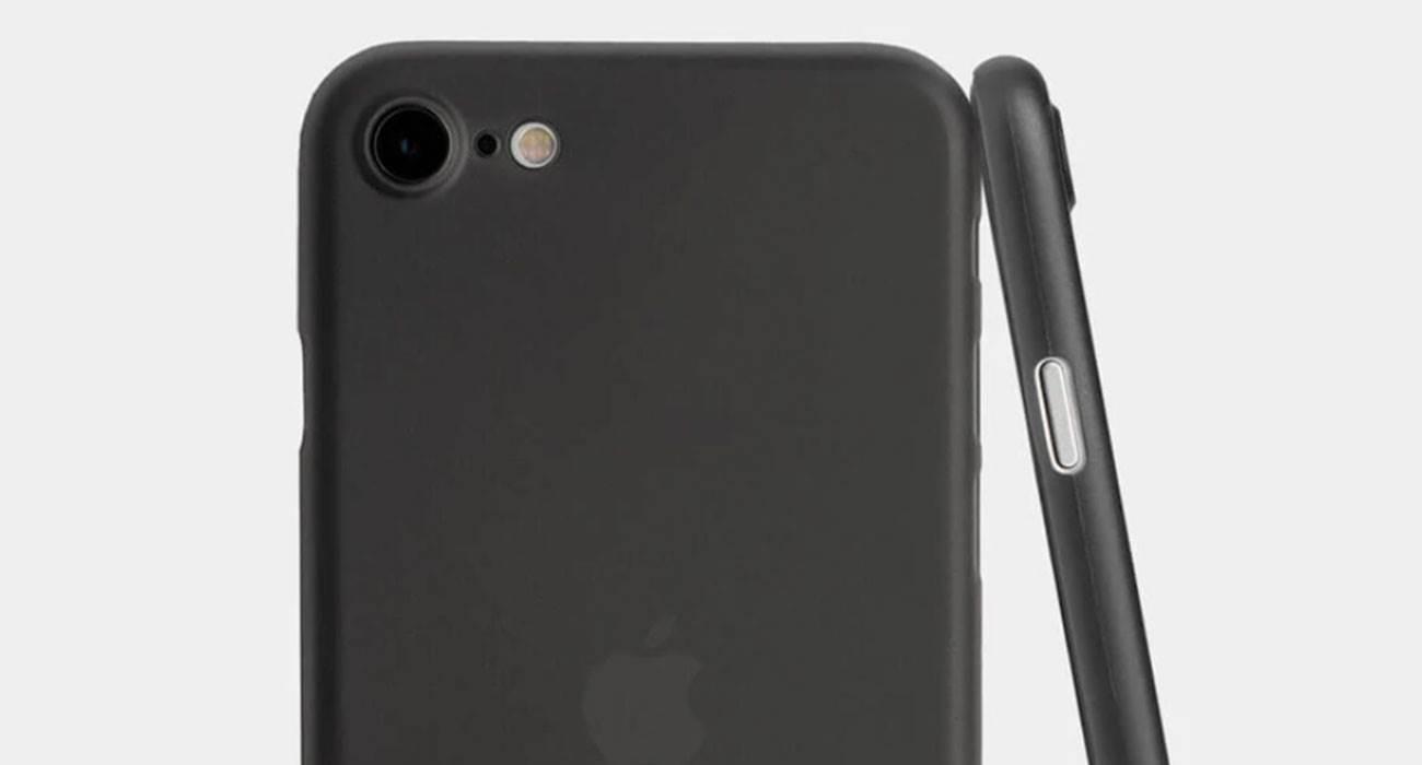Totalle już sprzedaje etui dla iPhone SE 2 polecane, ciekawostki iPhone SE 2, iPhone 9, etui  Producent akcesoriów Totallee wprowadził już do swojej oferty etui dla iPhone'a 9 (SE 2). Obudowa jest dostępna w dwóch rodzajach: matowym i przezroczystym. etui