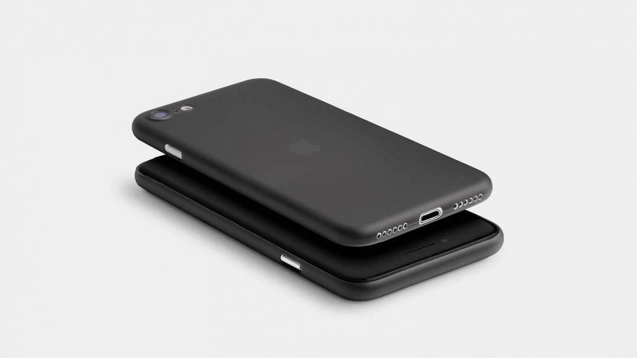 Totalle już sprzedaje etui dla iPhone SE 2 polecane, ciekawostki iPhone SE 2, iPhone 9, etui  Producent akcesoriów Totallee wprowadził już do swojej oferty etui dla iPhone'a 9 (SE 2). Obudowa jest dostępna w dwóch rodzajach: matowym i przezroczystym. iPhoneSE2