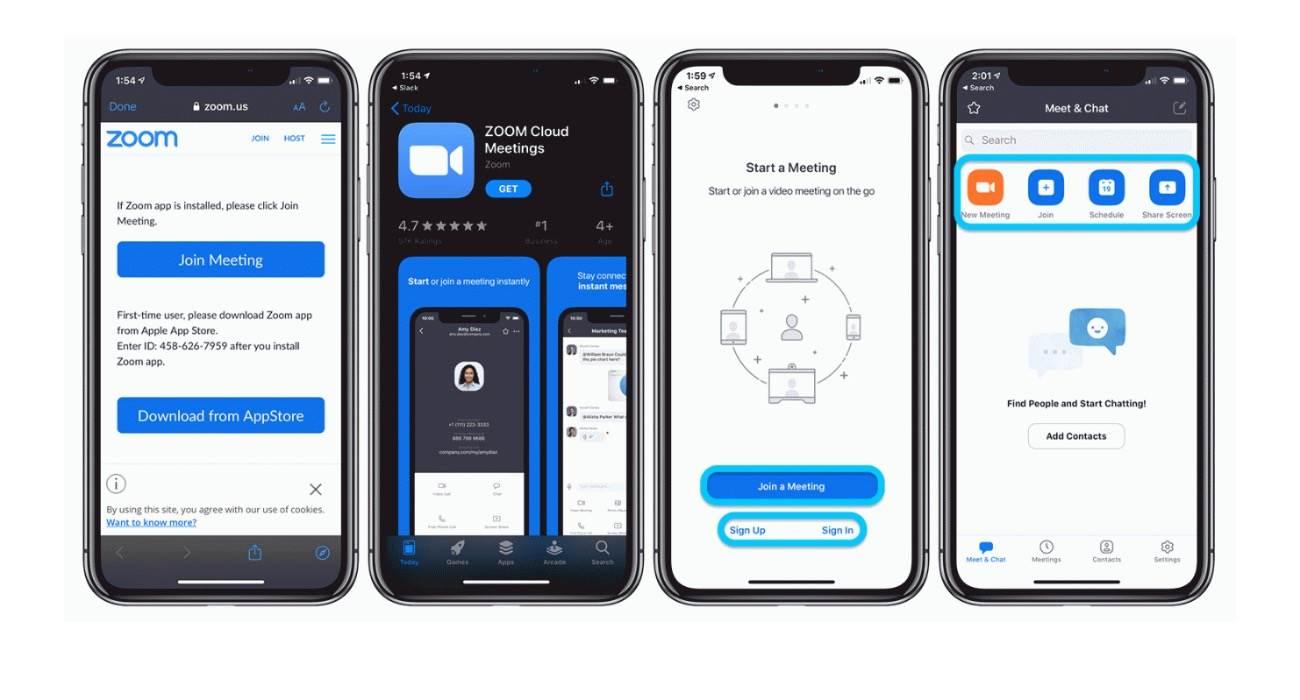 Popularna aplikacja Zoom na iOS wysyła poufne dane do Facebooka bez wiedzy użytkowników polecane, ciekawostki Zoom, Facebook, Apple  Badacz bezpieczeństwa Will Straffack odkrył, że popularna aplikacja Zoom na iOS przesyła dane użytkownika do Facebooka. 3212B96D CD6D 4757 8C80 4D60CA851D1F