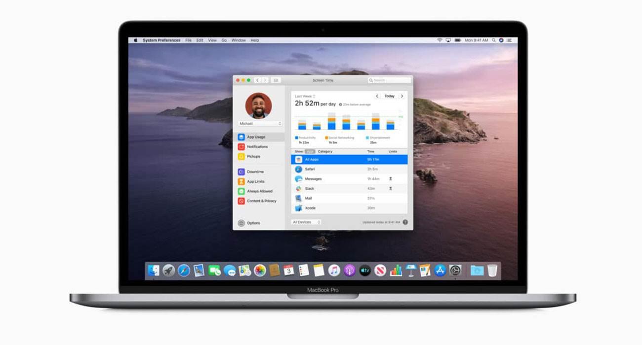 Apple udostępniło macOS Catalina 10.15.5 z funkcją zarządzającą stanem baterii polecane, ciekawostki macOS Catalina 10.15.5, co nowego  Wczoraj w godzinach wieczornych, Apple udostępniło wszystkim użytkownikom finalną wersję macOS Catalina 10.15.5 z funkcją zarządzającą stanem baterii i innymi innowacjami. Catalina 1