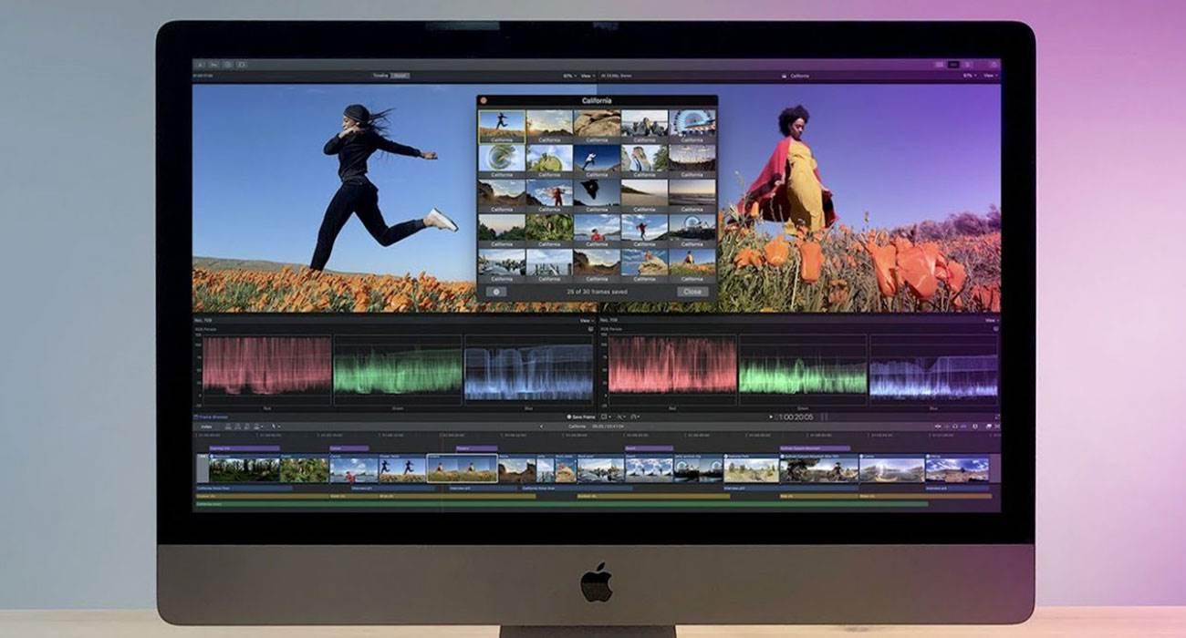 Final Cut Pro X znów za darmo polecane, ciekawostki Final Cut Pro X, Apple, 3 miesiące Final Cut Pro X za darmo  Apple przedłużyło darmowy okres próbny korzystania z aplikacji Final Cut Pro X na komputerach z systemami macOS. FinalCut