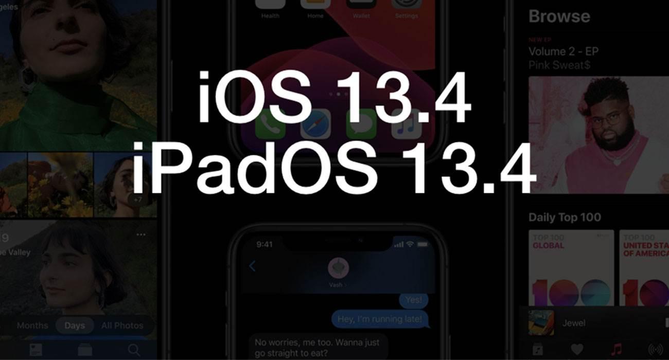 iOS 13.4 / iPadOS 13.4 - o której godzinie pojawi się aktualizacja? polecane, ciekawostki o której godzinie, której godzinie pojawi się aktualizacja iPadOS 13.4, której godzinie pojawi się aktualizacja iOS 13.4, iPadOS 13.4, iOS 13.4, Apple  Już dziś wieczorem Apple udostępni wszystkim użytkownikom finalne wersje nowych systemów w tym iOS 13.4 i iPadOS 13.4. O której godzinie pojawi się aktualizacja? iOS13.4