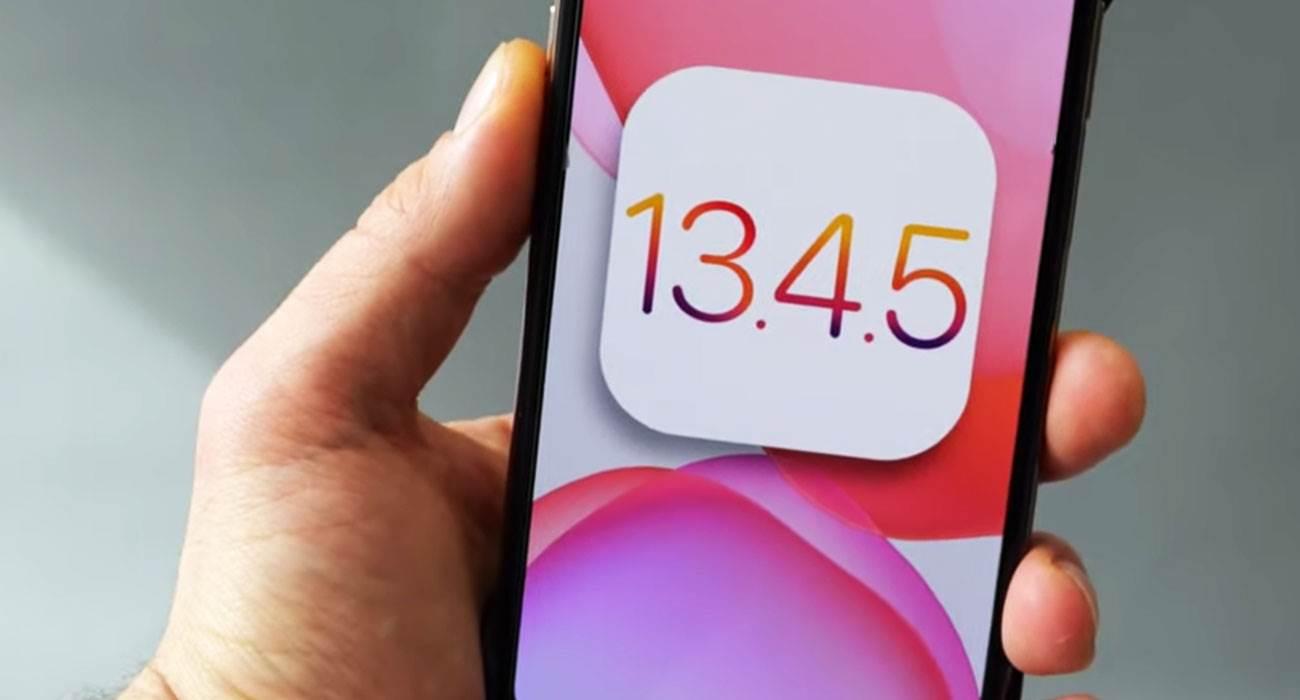 iOS 13.4.5 beta 2 dostępna polecane, ciekawostki zmiany, Update, lista zmian, iOS 13.4.5 beta 2, co nowego, Apple, Aktualizacja  Od czasu udostępnienia pierwszej bety iOS 13.4.5 minęły już ponad dwa tygodnie, więc zgodnie z tradycją Apple udostępniło właśnie deweloperom drugie bety najnowszej testowej wersji iOS i iPadOS. iOS1345