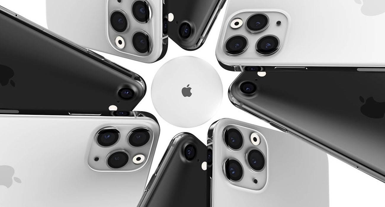 Tegoroczny iPhone 12 otrzyma pojemniejszą baterię i aparat o rozdzielczości 64 megapikseli polecane, ciekawostki Wideo, iPhone 12, Apple  Amerykański bloger Philip Koroy wraz z redaktorem strony XDA Maxem Weinbachem udostępnili kilka szczegółów na temat przyszłych urządzeń Apple, które zostaną wydane w 2020 roku. iPhone12