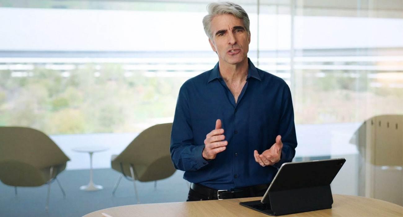 Craig Federigi opowiada o funkcjach i możliwościach nowej Magic Keyboard z gładzikiem dla iPad Pro polecane, ciekawostki Wideo, Magic Keyboard, Apple  Craig Federigi, starszy wiceprezes Apple ds. Rozwoju oprogramowania Apple, opowiedział i przedstawił możliwości najnowszej Magic Keyboard z gładzikiem. Wideo zostało opublikowane przez The Verge. keybord