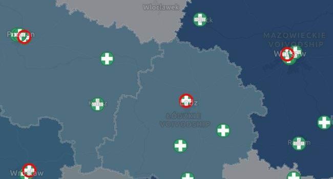 Koronawirus w Polsce. W sieci pojawiła się interaktywna mapa zachorowań na COVID-19 polecane, ciekawostki mapa online, mapa, koronawirus w polsce, koronawirus, interaktywna mapa zachorowań na koronawirusa, ilość zachorowań w polsce, COVID-19  Kilka dni temu polecaliśmy Wam aplikację na iPhone pokazującą mapę zachorowań na COVID-19 na świecie. Dziś chcemy Wam polecić mapę pokazującą gdzie stwierdzono zachorowania na COVID-19 w Polsce. korona 3 650x350