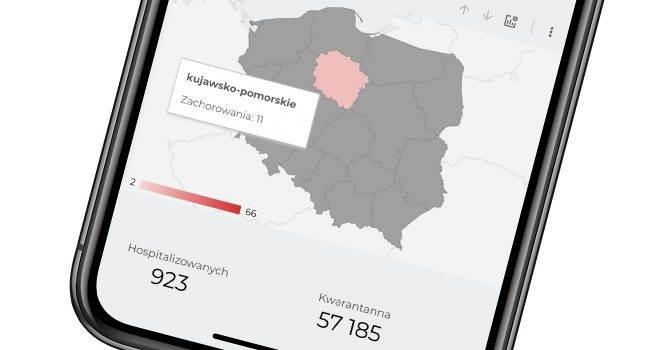 Zobacz najnowszą aktualizowaną co 15 minut mapę zarażeń koronawirusem (SARS-CoV-2) w Polsce polecane, ciekawostki mapa, koronawius, koronawirus w polsce, często aktualizowana mapa  Dziś mamy dla Was kolejną mapę pokazującą zarażenia koronawirusem w Polsce. Mapa jest aktualizowana co 15 minut i wygląda naprawdę fajnie. koronawirus 3 650x350