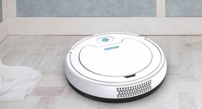 1800Pa Vacuum Robotic Cleaner - robotyczny odkurzacz za nieco ponad 100 zł ciekawostki 1800Pa Vacuum Robotic Cleaner  Masz dość odkurzania? Jeśli tak, to mamy dla Was coś extra i do tego w bardzo atrakcyjnej cenie. Poznajcie 1800Pa Vacuum Robotic Cleaner.  odk 650x350