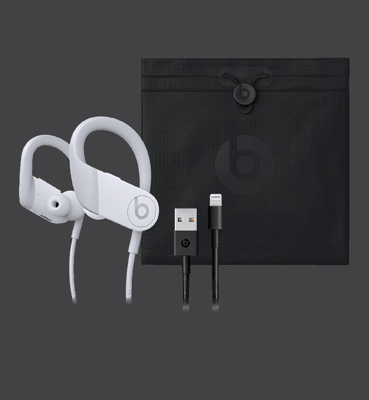Apple oficjalnie zaprezentowało nowe słuchawki Powerbeats polecane, ciekawostki Powerbeats oficjalnie, Powerbeats, cena, Beats, Apple  Dzisiaj, 16 marca, Beats (własność Apple) oficjalnie zaprezentowała nowe słuchawki bezprzewodowe Powerbeats. powerbeats pdp p12pnglarge2x