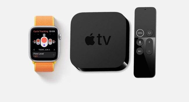 Apple wydało watchOS 6.2.8 i tvOS 13.4.8 ciekawostki watchOS 6.2.8, Update, tvOS 13.4.8, lista zmian, Aktualizacja  Dziś, wraz z aktualizacjami iOS 13.6 i iPadOS 13.6, Apple wydało nowe wersje watchOS 6.2.8 i tvOS 13.4.8. AppleTV 1 650x350