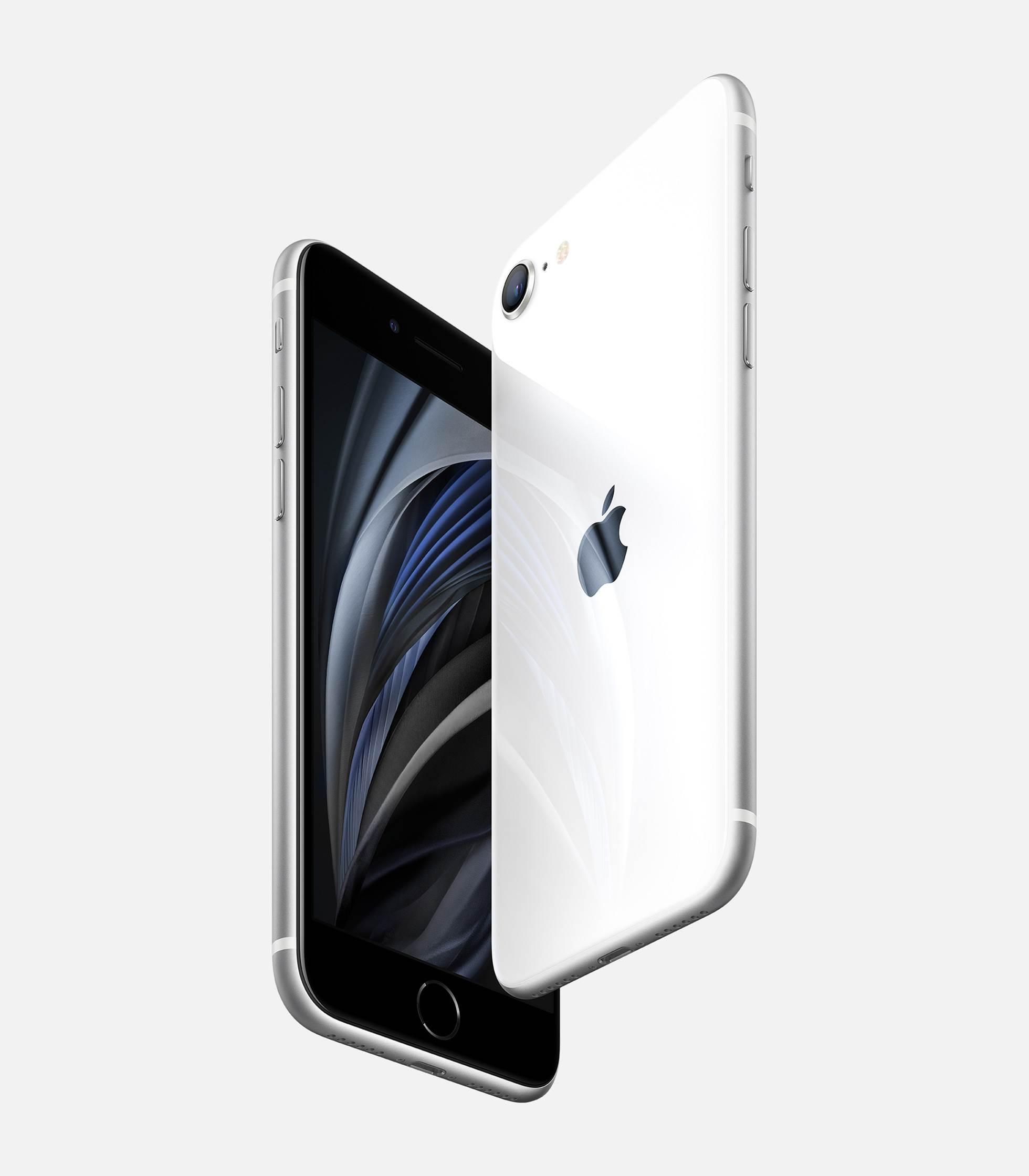 iPhone SE 2020 oficjalnie zaprezentowany polecane, ciekawostki Specyfikacja, ile kosztuje iPhone SE 2020, cena w polsce, Apple  Stało się. Właśnie gigant z Cupertino oficjalnie zaprezentował i wprowadził do swojej oferty nowego iPhone'a SE 2020 z 4,7-calowym ekranem. Apple new iphone se white 04152020 big.jpg.large 2x