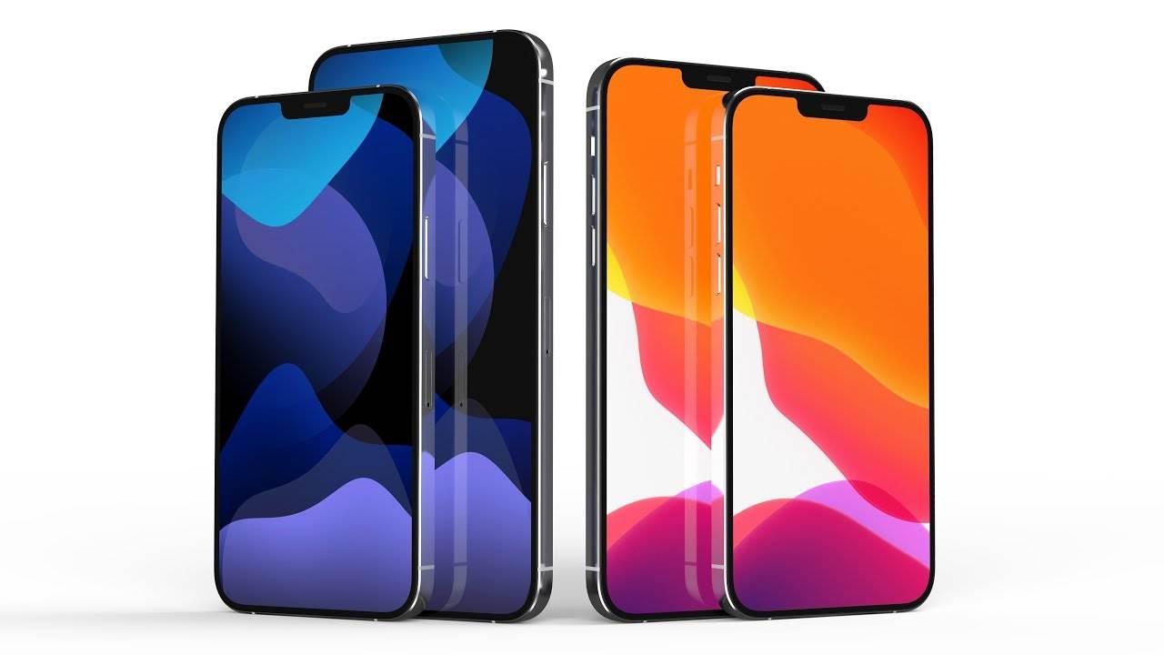 To już pewne! iPhone 12 Pro będzie miał mniejszy notch i skaner LiDAR polecane, ciekawostki wygląd iPhone 12, iPhone 12, Apple  Użytkownik Twittera o pseudonimie Choco_bit udostępnił nowe grafiki odkryte w iOS 14, które zdradzają, a raczej potwierdzają wygląd iPhone 12 Pro. Oto one! iPhone12 6