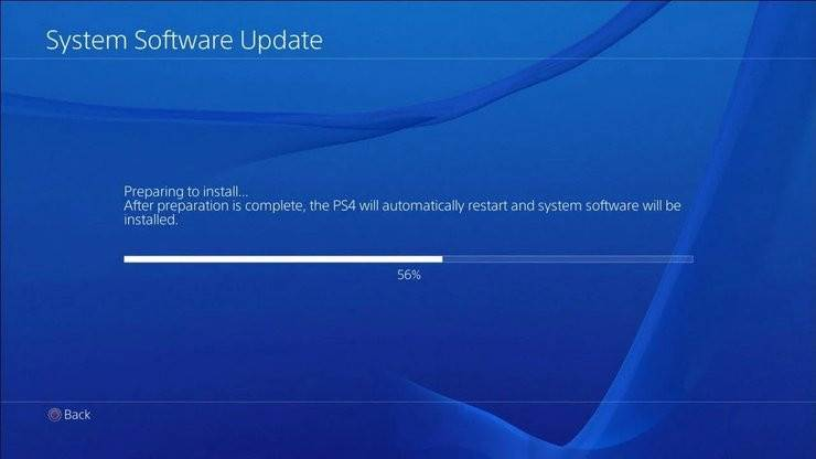 Najnowsza aktualizacja PlayStation 4 psuje konsole polecane, ciekawostki PS4, PlayStation 4, Aktualizacja  Użytkownicy Sony PlayStation 4 masowo narzekają na problemy z uruchamianiem konsol po aktualizacji oprogramowania do wersji 7.50. ps4 system update