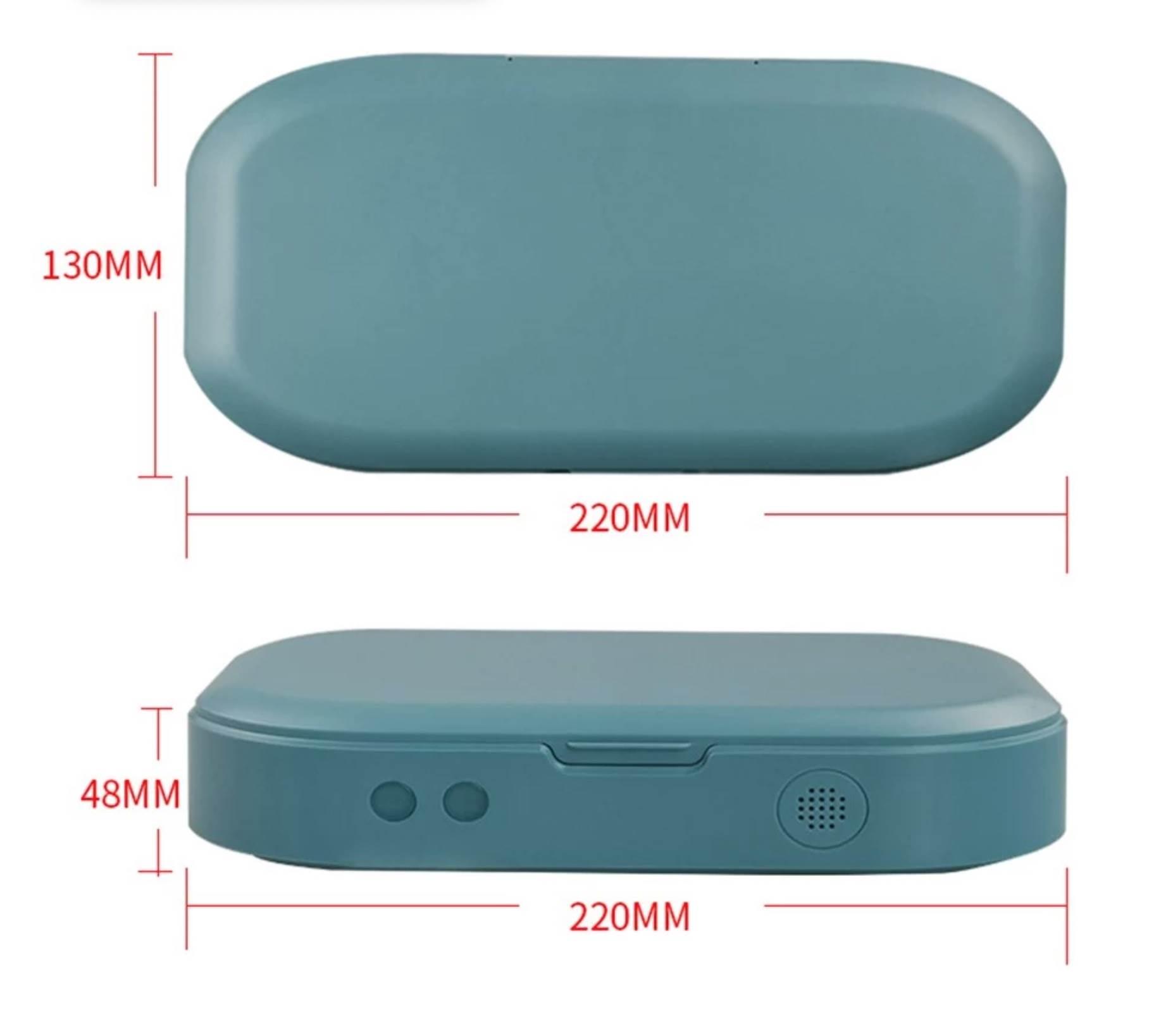 Mały, podręczny sterylizator dla iPhone lub maseczki ochronnej ciekawostki sterylizator, sterylizacja telefonu, sterylizacja maseczki ochronnej, Promocja, podręczny sterylizator, mały sterylizator, jak zdezynfekować telefon  W obecnym czasie ważna jest dezynfekcja nie tylko rąk, ale także bardzo ważna jest sterylizacja naszych telefonów, czy maseczek. Dlatego dziś mam dla Was ciekawy gadżet. CleanShot 2020 05 05 at 09.30.17@2x