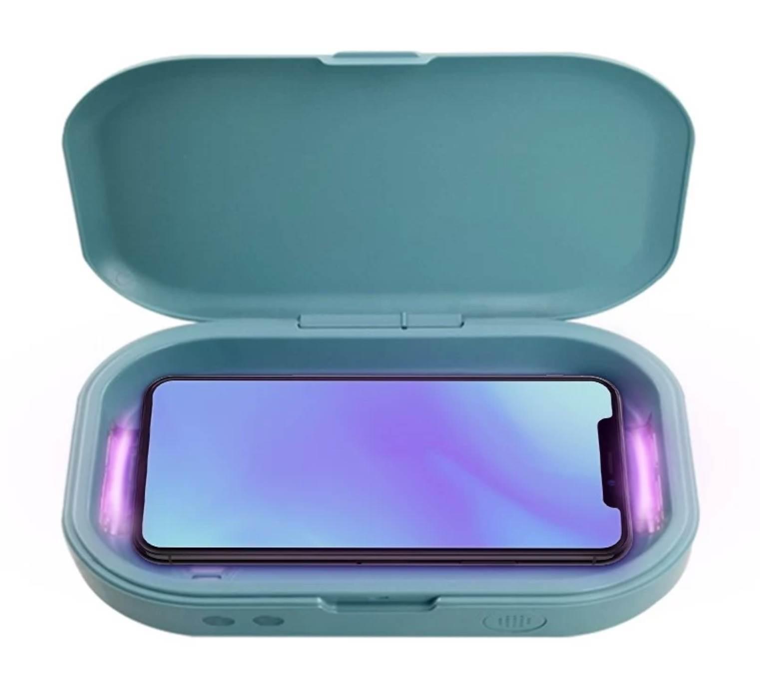 Mały, podręczny sterylizator dla iPhone lub maseczki ochronnej ciekawostki sterylizator, sterylizacja telefonu, sterylizacja maseczki ochronnej, Promocja, podręczny sterylizator, mały sterylizator, jak zdezynfekować telefon  W obecnym czasie ważna jest dezynfekcja nie tylko rąk, ale także bardzo ważna jest sterylizacja naszych telefonów, czy maseczek. Dlatego dziś mam dla Was ciekawy gadżet. CleanShot 2020 05 05 at 09.31.21@2x
