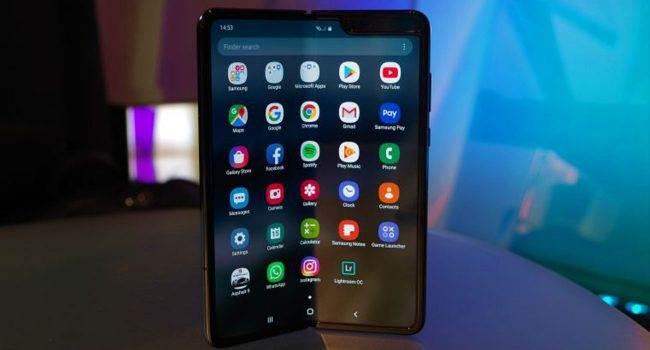 Samsung rozpoczął masową produkcję Galaxy Fold 2 polecane, ciekawostki Samsung Galaxy Fold 2, prezentacja, Galaxy Fold 2  Południowokoreański Hankooki informuje, że Samsung uruchomił masową produkcję smartfona Galaxy Fold 2, który ma zostać zaprezentowany w sierpniu tego roku. Fold2 650x350