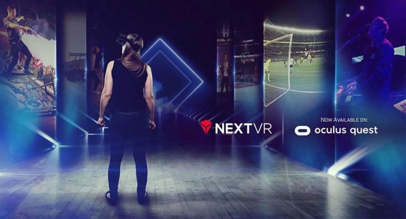Apple kupiło i zamknęło NextVR polecane, ciekawostki NextVR, Apple  Kilka dni temu, Apple nabyło Kalifornijską firmę NextVR, która transmituje wydarzenia sportowe i rozrywkowe w wirtualnej rzeczywistości. Poinformował o tym Bloomberg. NextVR