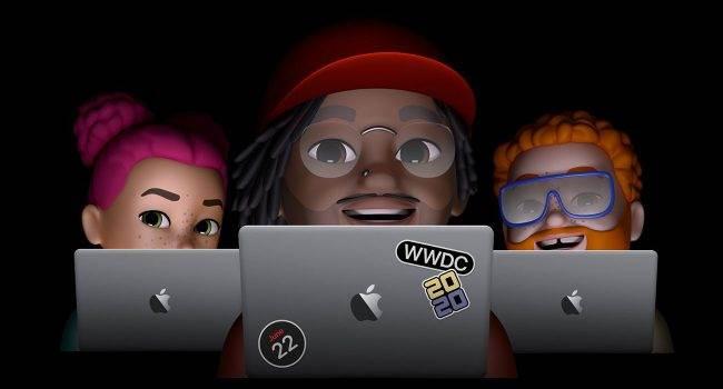 Tegoroczne WWDC 2020 bez nowego sprzętu polecane, ciekawostki WWDC 2020, keynote 2020, gdzie oglądać prezentację iOS 14  Jak donosi Bloomberg, na tegorocznym keynote otwierającym WWDC firma Apple nie zaprezentuje  nowego sprzętu. WWDC2020 650x350