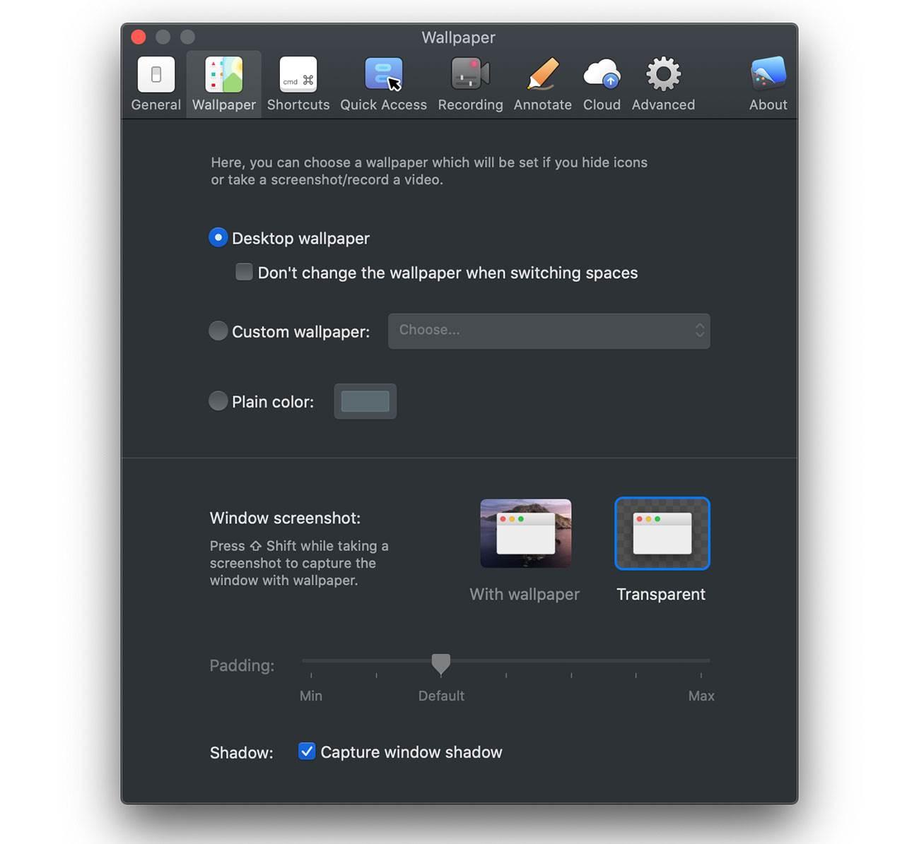 CleanShot X - zrzuty i nagrania ekranu na wyższym poziomie recenzje, polecane, ciekawostki Wideo, Recenzja, program do zrzutów ekranu, download, CleanShot X, Apple  macOS, a zwłaszcza dawny Mac OS X, zawsze kojarzył mi się ze stawianiem wyglądu programu przynajmniej na równi z jego funkcjonalnością. celan 4
