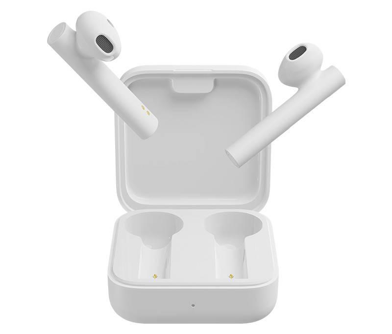 Xiaomi zaprezentowało nowe słuchawki Mi AirDots 2 SE polecane, ciekawostki Xiaomi, słuchawki, Mi AirDots 2 SE, cena  Dzisiaj, 14 maja, Xiaomi zaprezentowało nowe budżetowe słuchawki bezprzewodowe Mi AirDots 2 SE, których cena wynosi 170 juanów, czyli około 25 dolarów. mi airdots 2 se 1