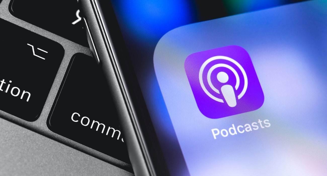 Apple uruchomi własne podcasty, aby konkurować ze Spotify polecane, ciekawostki Apple  Według Bloomberga Apple pracuje nad stworzeniem własnych ekskluzywnych podcastów, aby konkurować ze Spotify. podcasty
