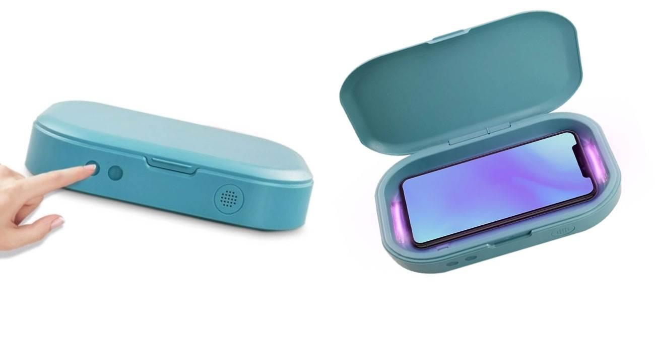 Mały, podręczny sterylizator dla iPhone lub maseczki ochronnej ciekawostki sterylizator, sterylizacja telefonu, sterylizacja maseczki ochronnej, Promocja, podręczny sterylizator, mały sterylizator, jak zdezynfekować telefon  W obecnym czasie ważna jest dezynfekcja nie tylko rąk, ale także bardzo ważna jest sterylizacja naszych telefonów, czy maseczek. Dlatego dziś mam dla Was ciekawy gadżet. sterylizator 1