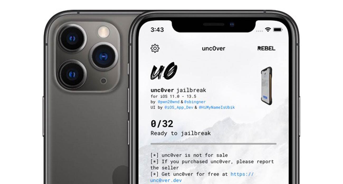 Jak usunąć Jailbreak iOS 13.5 / iPadOS 13.5 poradniki, polecane, cydia-i-jailbreak, ciekawostki Wideo, unc0ver 5, Poradnik, jak usunac jailbreak iPadOS 13.5, jak usunąć jailbreak iPadOS 13.5, jak usunac jailbreak iOS 13.5, jak usunąć jailbreak iOS 13.5, jak usunąć, jak odinstalowac jailbreak iPadOS 13.5, jak odinstalować jailbreak iPadOS 13.5, jak odinstalowac jailbreak iOS 13.5, jak odinstalować jailbreak iOS 13.5, jailbreak, Instrukcja  Zrobiłeś Jailbreak i nie wiesz jak go usunąć? Dobrze trafiłeś! Znajdziesz tutaj szczegółową instrukcję pokazującą jak usunąć Jailbreak iOS 13.5 / iPadOS 13.5 z iPhone, iPad i iPod touch. unc0ver5