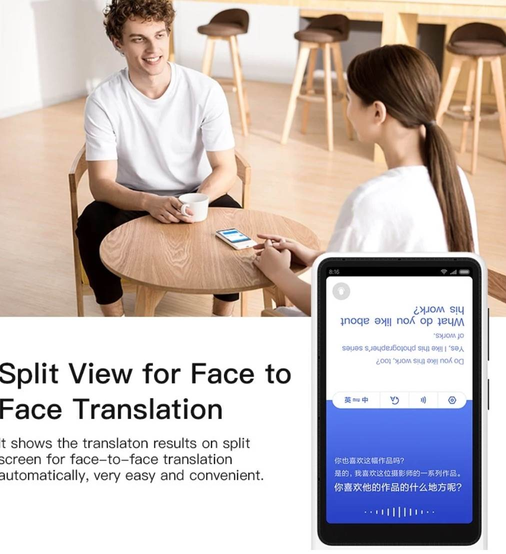 Xiaomi Mijia AI - mały, przenośny translator ciekawostki Xiaomi Mijia AI promocja, Xiaomi Mijia AI, translator w promocji, Translator  Na rynku jest dostępnych wiele różnych translatorów, niestety ich ceny nie są zbyt niskie. Dlatego dziś chcemy polecić Wam Mijia AI, przenośny translator w bardzo atrakcyjnej cenie. 1@2x 30