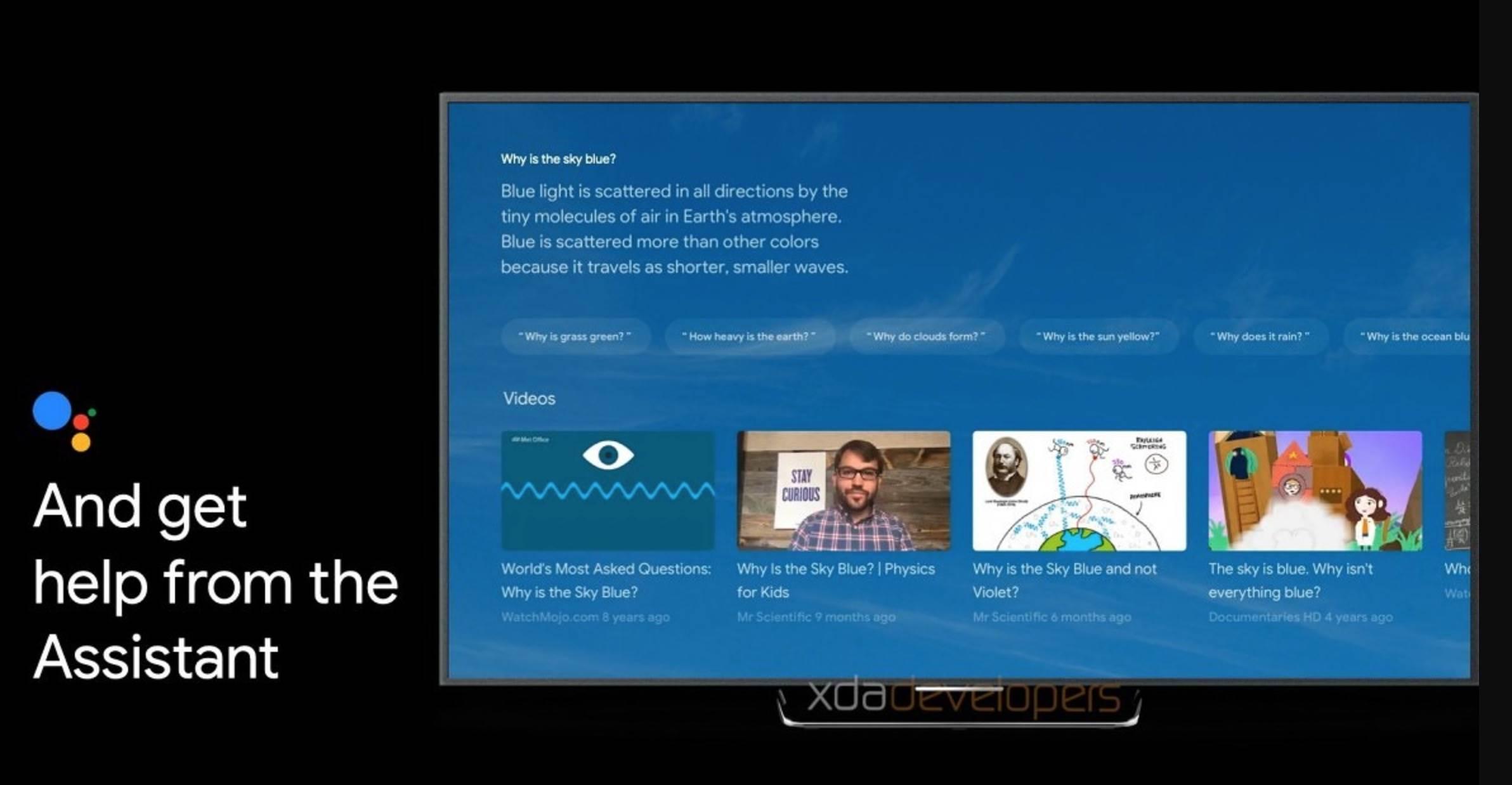 Sabrina - nowa przystawka do telewizora od Google polecane, ciekawostki Sabrina przystawka Google, Sabrina, przystawka do telewizora, Google, Android TV 11  Programiści z forum XDA otrzymali pierwsze renderingi nowego centrum medialnego Google o nazwie kodowej Sabrina. 1@2x 7