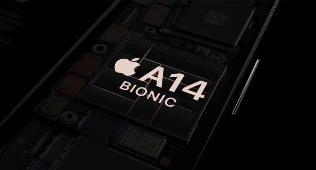 Procesor Apple A14 na pierwszych zdjęciach polecane, ciekawostki procesor A14, Apple A14, A14  Użytkownik o pseudonimie Mr. White udostępnił na Twitterze zdjęcie procesora Apple A14, który zostanie zamontowany w iPhone 12. A14 650x350