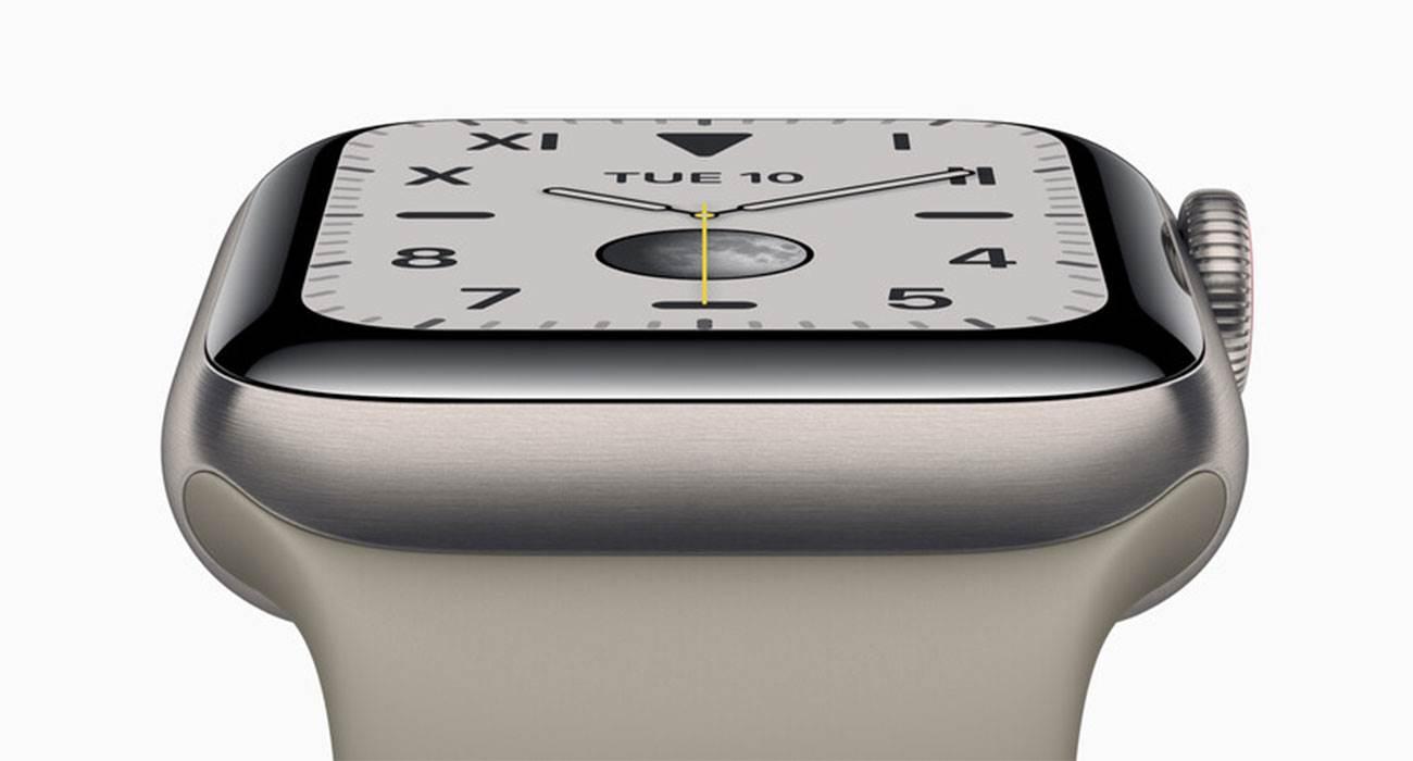 Apple Watch Series 6 bez wyświetlacza microLED polecane, ciekawostki ekran microled, Apple Watch Series 6, Apple  Użytkownik L0vetodream, który już kilkanaście razy zdradzał plany firmy Apple, napisał na Twitterze, że Apple Watch Series 6 otrzyma taki sam ekran OLED, jak poprzednie zegarki Apple. AppleWatch S5