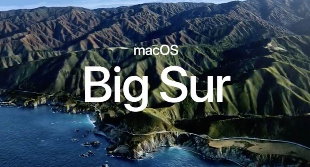 macOS Big Sur oficjalnie zaprezentowany polecane, ciekawostki nowosci w macOS Big Sur, nowości w macOS Big Sur, nowosci, macOS Big Sur, lista zmian w macOS Big Sur, co nowego w macOS Big Sur  Wczoraj, 22 czerwca, pierwszego dnia WWDC 2020, Apple zapreznetowało kolejną wersję systemu operacyjnego dla komputerów - macOS Big Sur. Big Sur
