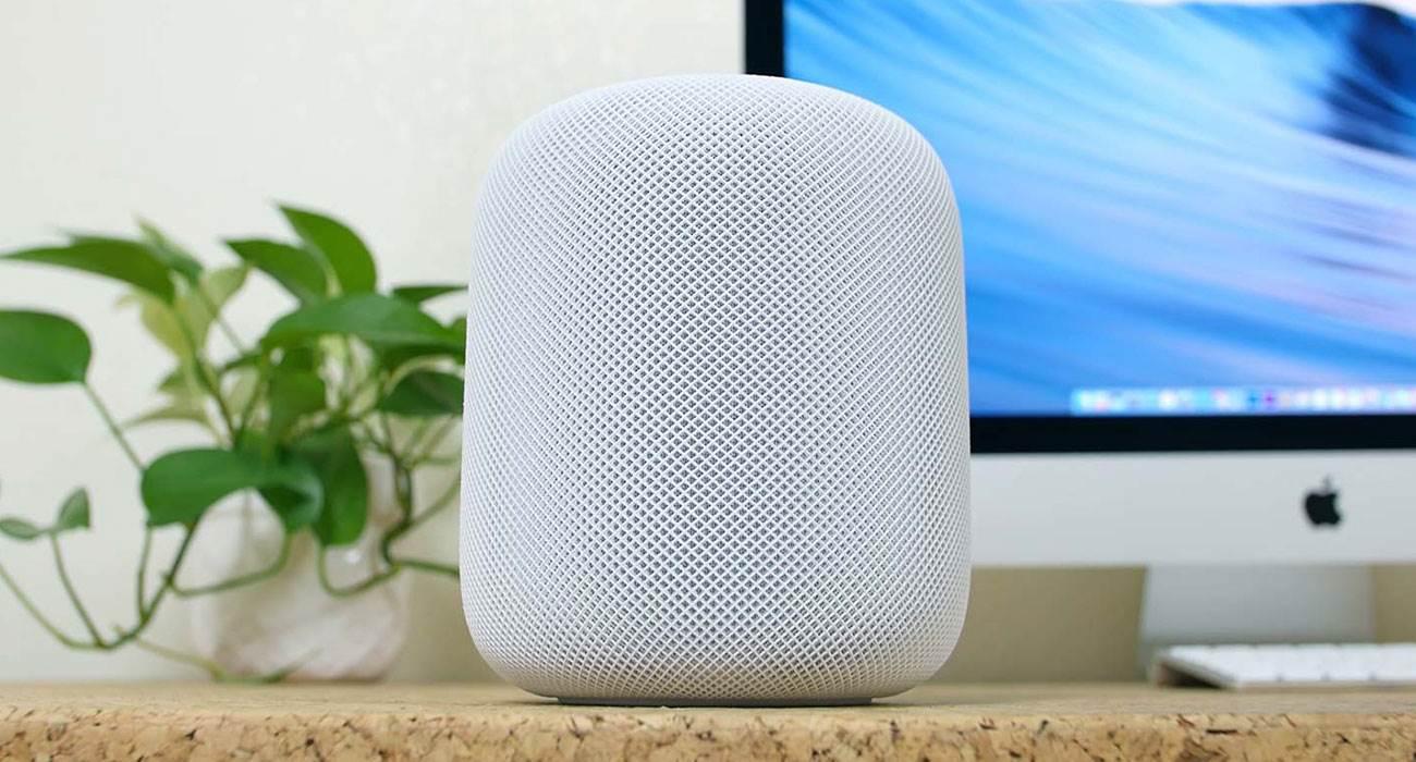 HomePodOS 14 otrzyma obsługę zewnętrznych serwisów muzycznych polecane, ciekawostki   Tydzień temu podczas WWDC 2020, Apple wspomniało, że HomePod otrzyma wsparcie zewnętrznych serwisów muzycznych. Warto o tym wspomnieć. HomePod