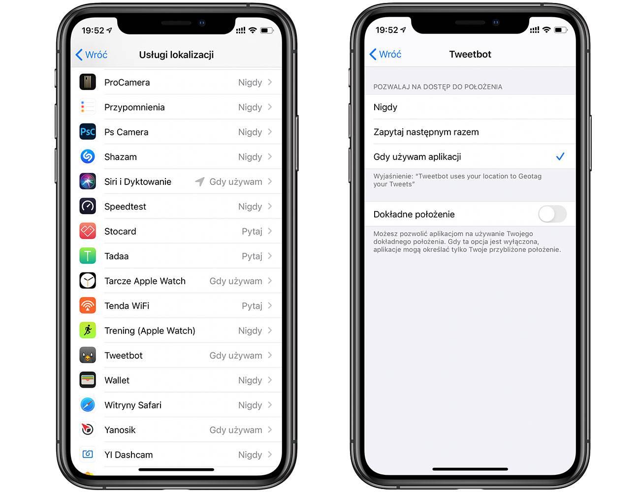 Dokładne położenie - kolejna nowość w iOS 14 / iPadOS 14, która dba o naszą prywatność polecane, ciekawostki Nowość, iPhone, iPadOS 14, iOS 14, Dokładne położenie  Kolejną bardzo ciekawą nowością w iOS 14 i iPadOS 14 o której musimy wspomnieć jest opcja Dokładne położenie. Co to takiego i jak działa? Już wyjaśniamy. i
