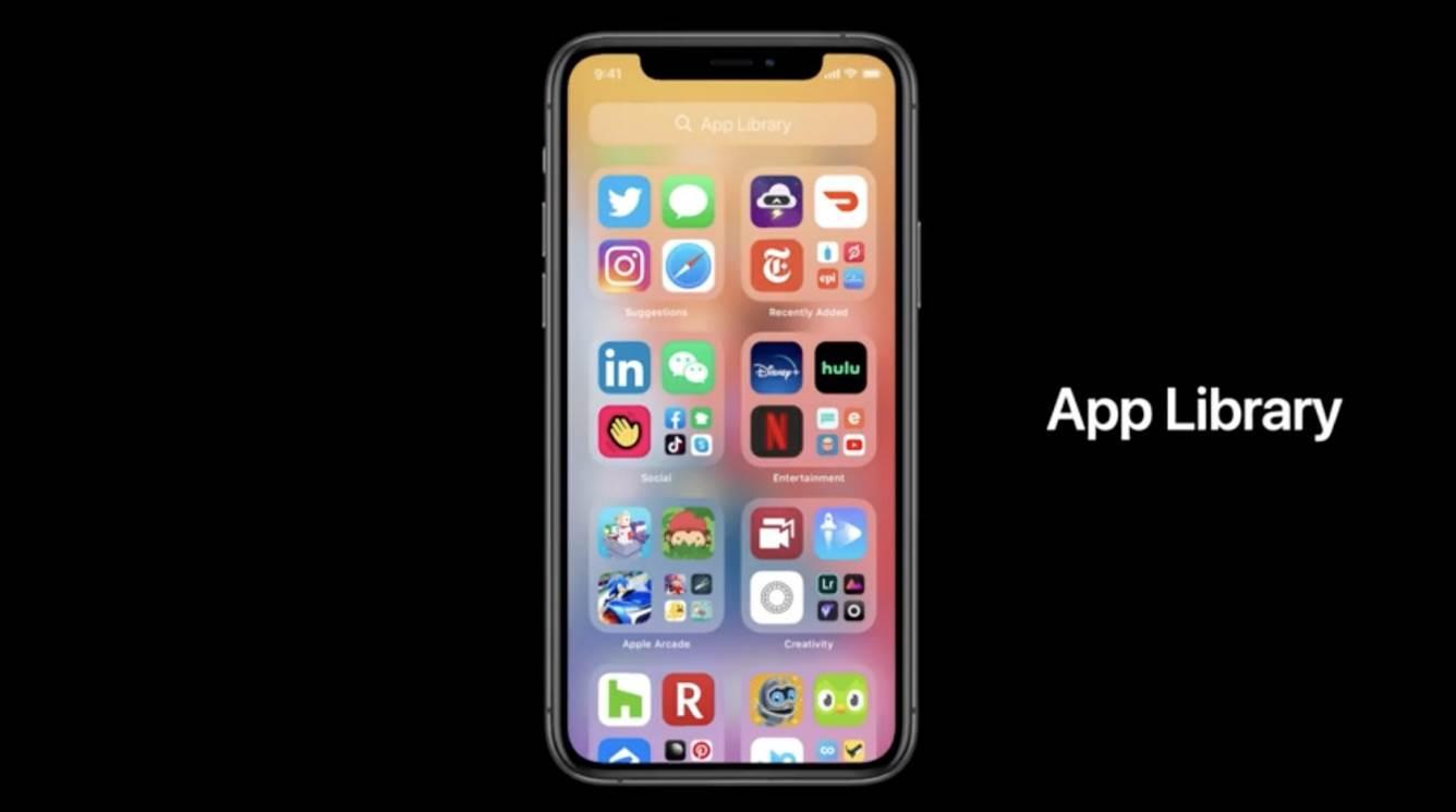 iOS 14 oficjalnie zaprezentowany. Przegląd nowości polecane, ciekawostki przegląd nowości w iOS 14, nowości w iOS 14, iOS 14 oficjalnie, iOS 14, co nowego w iOS 14  Dzisiaj, 22 czerwca, Apple oficjalnie zaprezentowało przyszłą aktualizację systemu operacyjnego dla iPhone - iOS 14. iOS14 1 2