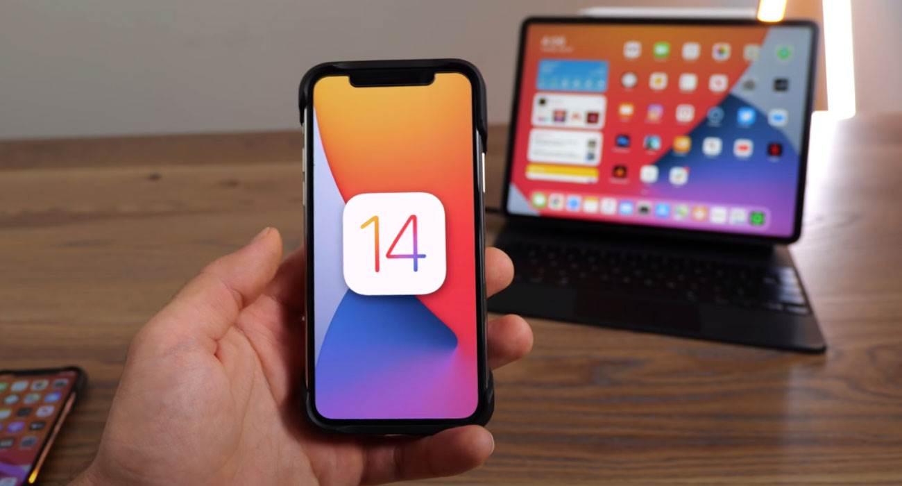 Apple blokuje możliwość powrotu do iPadOS 14 / iOS 14 polecane, ciekawostki Update, jak wrocic do iOS 14, jak wrócic do iOS 14, iPhone, iPad  Złe wieści w ten piątkowy poranek dla osób, które chciały zainstalować na swoich iUrządzeniach systemy w wersji iPadOS 14 / iOS 14. iOS14 2 5