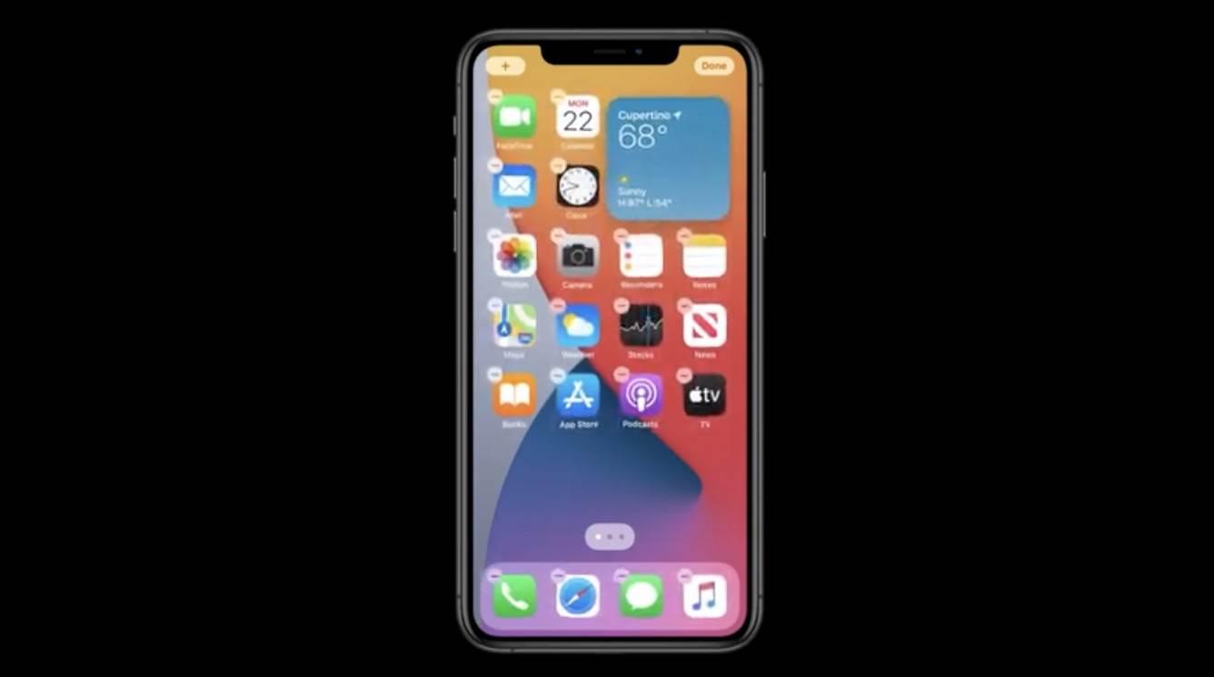 iOS 14 oficjalnie zaprezentowany. Przegląd nowości polecane, ciekawostki przegląd nowości w iOS 14, nowości w iOS 14, iOS 14 oficjalnie, iOS 14, co nowego w iOS 14  Dzisiaj, 22 czerwca, Apple oficjalnie zaprezentowało przyszłą aktualizację systemu operacyjnego dla iPhone - iOS 14. iOS14 4 1