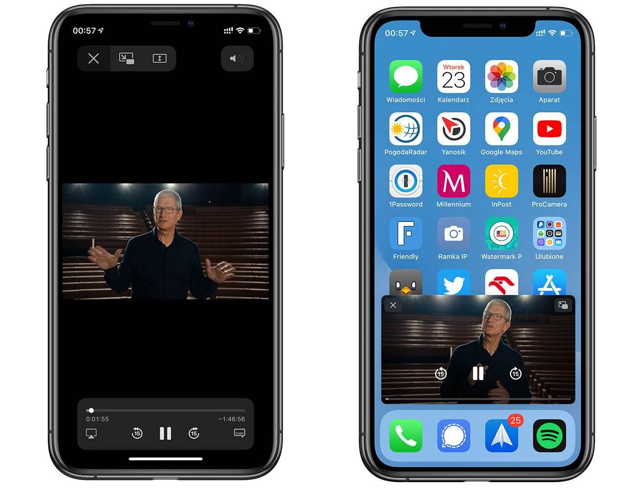iOS 14 - polskie screeny polecane, ciekawostki zrzuty ekranu, screeny, polskie screeny z iOS 14 beta 1, polskie screeny z iOS 14, jak wygląda iOS 14 beta, jak wyglada iOS 14, iOS 14 z bliska, iOS 14 screeny, iOS 14 beta screeny, iOS, Apple  Pierwsza beta iOS 14 jest już w naszych rękach, więc przygotowaliśmy dla Was polskie screeny z najnowszej wersji iOS. iOS14 6 2