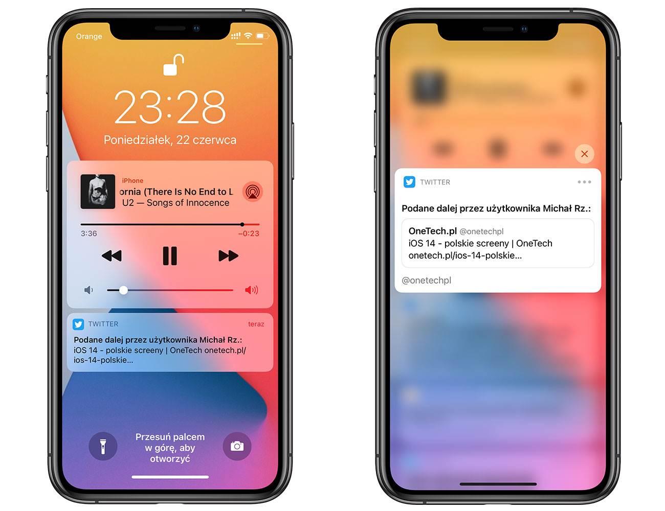 iOS 14 - polskie screeny polecane, ciekawostki zrzuty ekranu, screeny, polskie screeny z iOS 14 beta 1, polskie screeny z iOS 14, jak wygląda iOS 14 beta, jak wyglada iOS 14, iOS 14 z bliska, iOS 14 screeny, iOS 14 beta screeny, iOS, Apple  Pierwsza beta iOS 14 jest już w naszych rękach, więc przygotowaliśmy dla Was polskie screeny z najnowszej wersji iOS. iOS14beta1 14