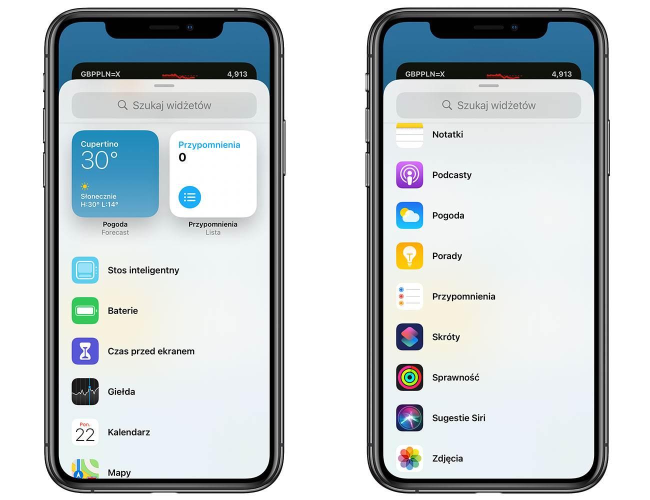 iOS 14 - polskie screeny polecane, ciekawostki zrzuty ekranu, screeny, polskie screeny z iOS 14 beta 1, polskie screeny z iOS 14, jak wygląda iOS 14 beta, jak wyglada iOS 14, iOS 14 z bliska, iOS 14 screeny, iOS 14 beta screeny, iOS, Apple  Pierwsza beta iOS 14 jest już w naszych rękach, więc przygotowaliśmy dla Was polskie screeny z najnowszej wersji iOS. iOS14beta1 5