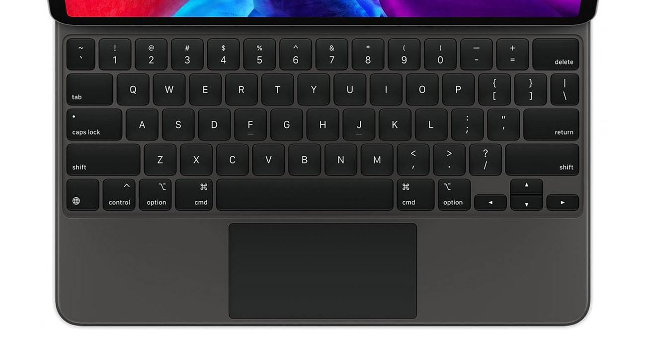 Apple doda nowe skróty klawiszowe do iPada ciekawostki skróty klawiszowe w ipad, skórty klawiszowe, iPad, Apple  Dziennikarze 9to5Mac znaleźli w kodzie beta iPadOS 13.5.5 wzmiankę o tym, że Apple planuje dodać nowe skróty klawiszowe do iPada. iPadPro