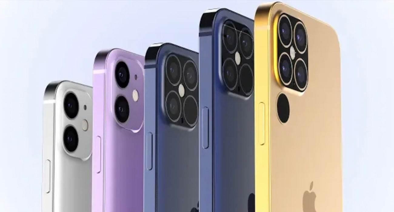 Makiety iPhone 12 na filmie polecane, ciekawostki Wideo, iPhone 12, Apple  Premiera iPhone 12 zbliża się wielkimi krokami, więc w sieci będzie pojawiać się coraz więcej informacji na temat nowych smartfonów od giganta z Cupertino. iPhone12 1