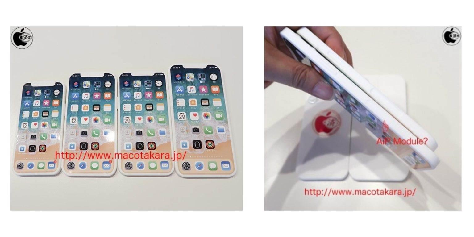 Makiety iPhone 12 na filmie polecane, ciekawostki Wideo, iPhone 12, Apple  Premiera iPhone 12 zbliża się wielkimi krokami, więc w sieci będzie pojawiać się coraz więcej informacji na temat nowych smartfonów od giganta z Cupertino. iPhone12 makieta