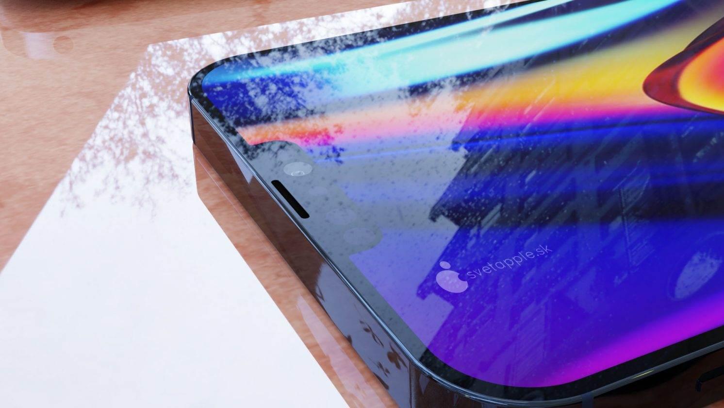Granatowy kolor i design w stylu iPada Pro - zobacz nowe rendery iPhone 12 Pro polecane, ciekawostki wygląd iPhone 12 Pro, rendery, iPhone 12 Pro  Svetapple opublikował nowe rendery iPhone 12 Pro, które powstały na podstawie najnowszych przecieków. Urządzenie wygląda genialnie. Musicie koniecznie to zobaczyć. iPhone12Pro 1