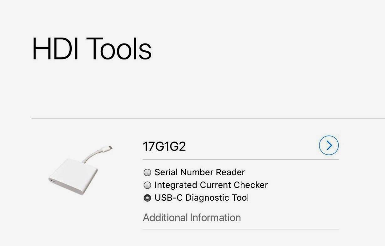 Apple wydało nowy kabel diagnostyczny dla iPad Pro z USB-C polecane, ciekawostki kabel diagnostyczny, iPad Pro, Apple  Apple wydało nowy kabel diagnostyczny dla iPad Pro z USB-C o nazwie kodowej ChimpSWD. kabel ipad pro 2