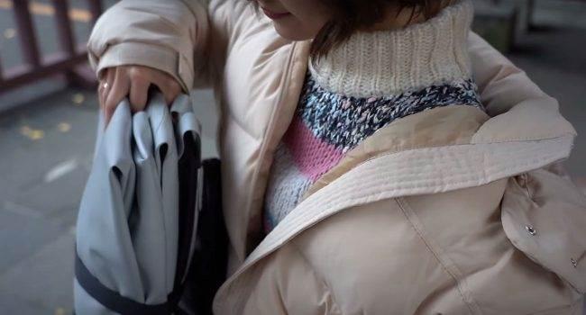 Nadmuchiwany skuter elektryczny, który mieści się w plecaku polecane, ciekawostki Wideo, skuter elektryczny, Poimo, nadmuchiwany skuter elektryczny  Studenci Uniwersytetu w Tokio wspólnie z organizacją badawcza Mercari R4D opracowali nadmuchiwany skuter elektryczny, który mieści się w plecaku. nadmuchiwany skuter elektryczny 650x350